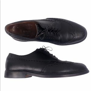 Alden Wing Tip Balmoral Oxfords Shoe CORDOVAN